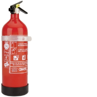 Draper 04939 2kg Dry Powder Fire Extinguisher