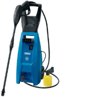 Draper 14430 1500w 230 Volt Pressure Washer With Total Stop Feature