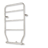 Myson Tamar EO130 100w Chrome Oil Filled Electric Towel Warmer