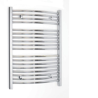 Dimplex TDTR350C Daytona Towel Rail In Chrome
