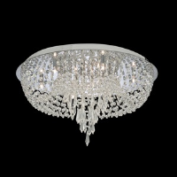 Searchlight 5541CC Bijoux Decorative Crystal Styled Ceiling Fitting