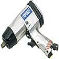 "Draper 55111 1/2"" Square Drive Heavy Duty Air Impact Wrench"