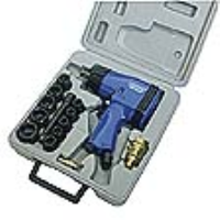 "Draper 52600 15 Piece 1/2"" Square Drive Air Impact Wrench Kit"