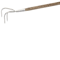 Draper 44981 Stainless Steel Cultivator With FSC Ash Handle