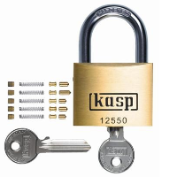 125 Premium Brass Padlocks - Components