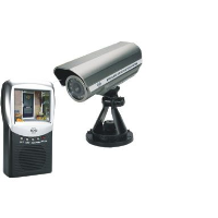 Byron CS92S Portable Colour Camera Monitoring System