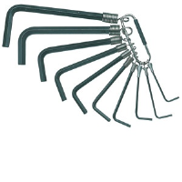T4416 Hex Key Ring Set
