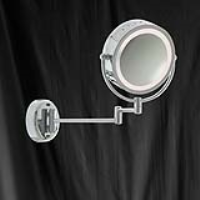 Searchlight 11824 Mirror Light With Swing Arm