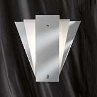 Searchlight 6201 Mirror/Glass Wall Light