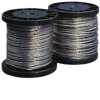 20 Metres Of 139004 Low Voltage Trapeze Wire 4mm