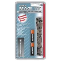 Mini Maglite MG0170 AA Camo Blister Packed