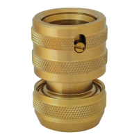 "Hose end connector 3/4"" G7933"