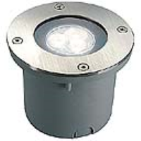 SLV Lighting 227431 Wetsy Power LED IP67 Recessed Outdoor LED Ground Light