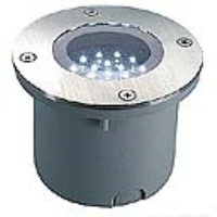 SLV Lighting 227482 Wetsy LED 230V IP67 Recessed Outdoor LED Ground Light