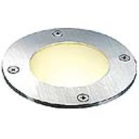 SLV Lighting 227485 Wetsy GX53 Low Energy IP67 Outdoor Recessed Ground Light