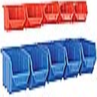 Draper 48491 10 Bin Wall Storage Unit Set Part No. SB10