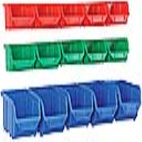 Draper 48492 15 Bin Wall Storage Unit Set Part No. SB15