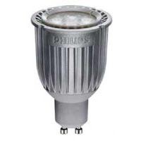 Philips Master LEDspot 7w 25 Degree Dimmable LED GU10 Lamp In Warm White 2700K