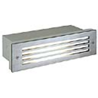 SLV Lighting 229250 Brick Mesh Stainless Steel IP54 Rated Brick Light