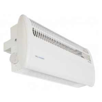 Consort HE7010RX 3kW Wall Mounted High Level Fan Heater With Wireless Control