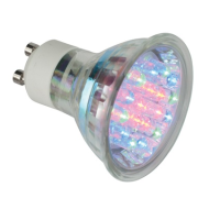 Saxby Lighting 90562A72 240 Volt RGB Colour Changing GU10 Reflector Lamp
