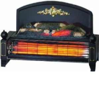 Dimplex YEO20 Yeominster 2kW Radiant Bar Fireplace