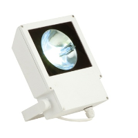 Saxby Lighting 10324 Magra IP65 1x150w Metal Halide Floodlight In White