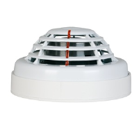 Channel Safety Systems F/CHVS2/SMP/1 Optical Smoke Detector With Base