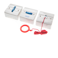 Channel Safety Systems N/Hark/1 Disabled Toilet Alarm Kit