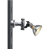 SLV Lighting 188142 Kardanic Spot In Silver Grey
