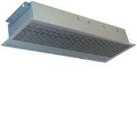 Consort Claudgen RAC6000EWC 6kW Recessed Air Curtain (1.35 Metres Wide)