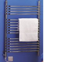 Dimplex BR350C 350w Chrome Ladder Towel Rail