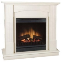 Dimplex CDW16E Chadwick Freestanding Optiflame Effect Fire Place