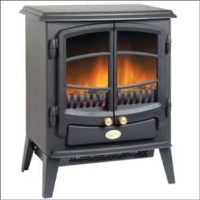 Dimplex TNG20R Tango Freestanding Optiflame Effect Electric Stove