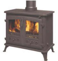 Dimplex WST12 Westcott 12 Solid Fuel Stove
