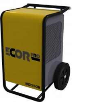 Ecor Pro KDHBD1500 85 Litres A Day Industrial Building Dehumidifier
