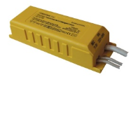 60vA Electronic Transformer For Low Voltage Halogen Lamps