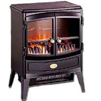 Dimplex SBN20N Springborne Electric Stove In Black