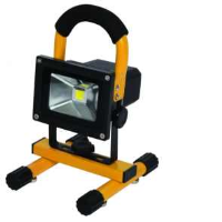CK Tools T9710R Rechargeable 10w LED Flood Light With Magnetic Base