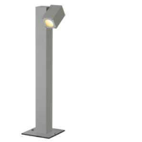 SLV Lighting 232554 Cubic Pathlight L-Type In Silver Grey