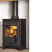 Flavel SQ05 Multifuel Stove 4.8kW