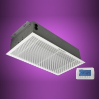 Consort Claudgen RAC1006RX 6kW Wireless Controlled Recessed Air Curtain