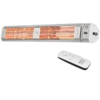 Heat Outdoors 901423 3.0kW Shadow XT Bluetooth Controlled Ultra Low Glare Patio Heater