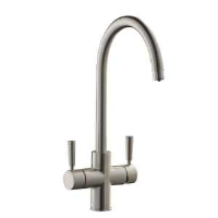 Redring RTTB Reditap 3 In 1 Boiling Water Tap In Brushed Nickel