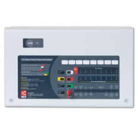 C-Tec CFP702-4 CFP 2 Zone Conventional Fire Alarm Panel