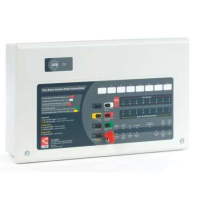 C-Tec CFP704-4 CFP 4 Zone Conventional Fire Alarm Panel