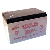 NP12-12 Genesis NP Series 12 Volt 12Ah Lead Acid Battery