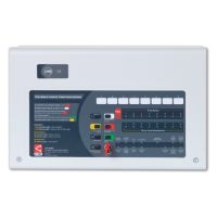 C-Tec CFP760 8 Zone Repeater Fire Alarm Panel