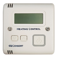 Consort Claudgen SLVT Run-Back Timer And Adjustable Thermostat Wireless Controller