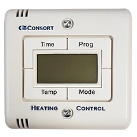 Consort Claudgen SLTI Programmable 7 Day Timer And Thermostat Wireless Controller